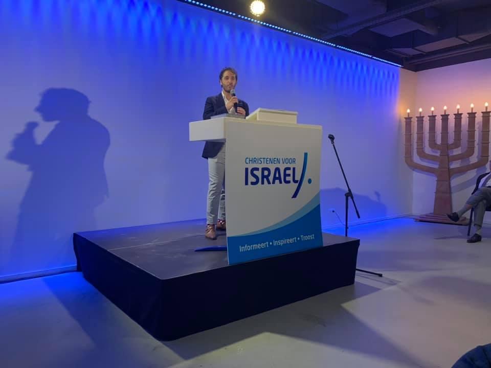 Lezing Christenen voor Israel (Elad Zigler)